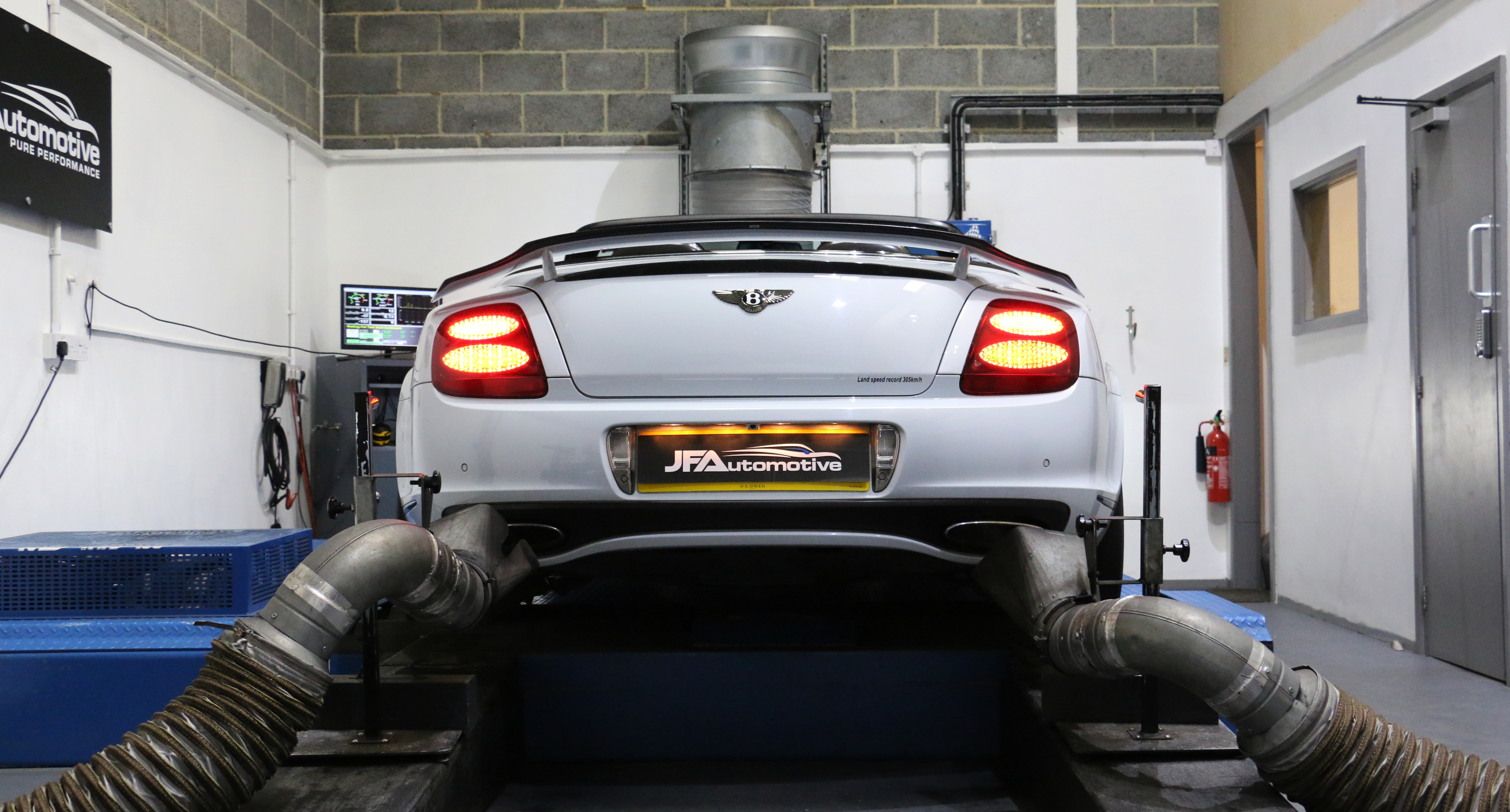 Bentley Continental Gt Tuning Jf Automotive Maidstone Kent