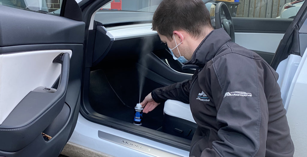 Disinfect Car Bomb 2