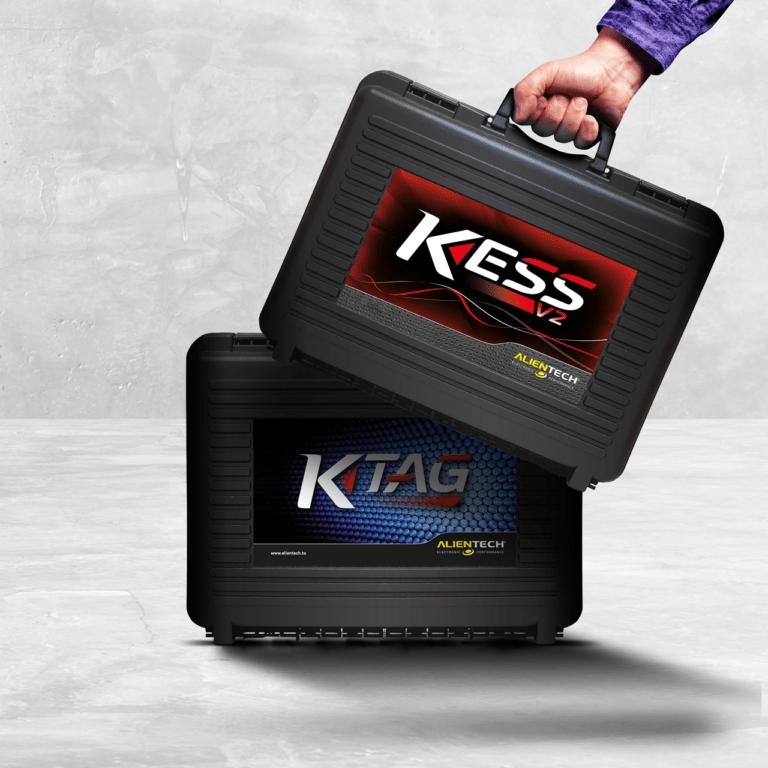 KESS & KTAG Tuning Tools